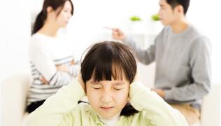離婚と子供への影響